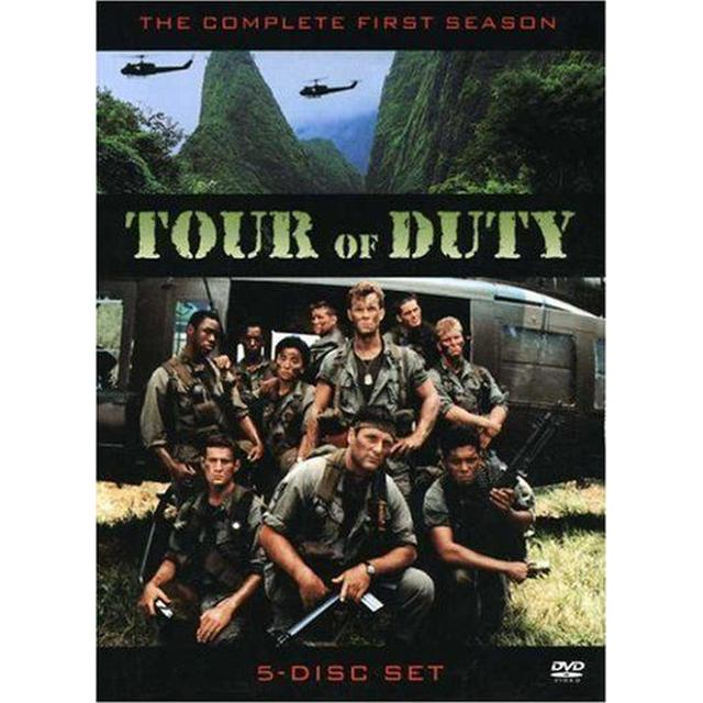 Tour of Duty: The Complete First Season [DVD] [Region 1] [US Import] [NTSC]
